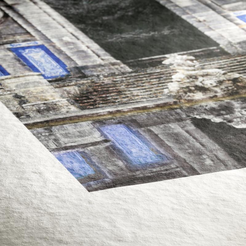 moderate texture Fine Art Paper