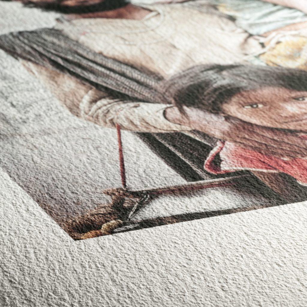 rough texture Fine Art Paper