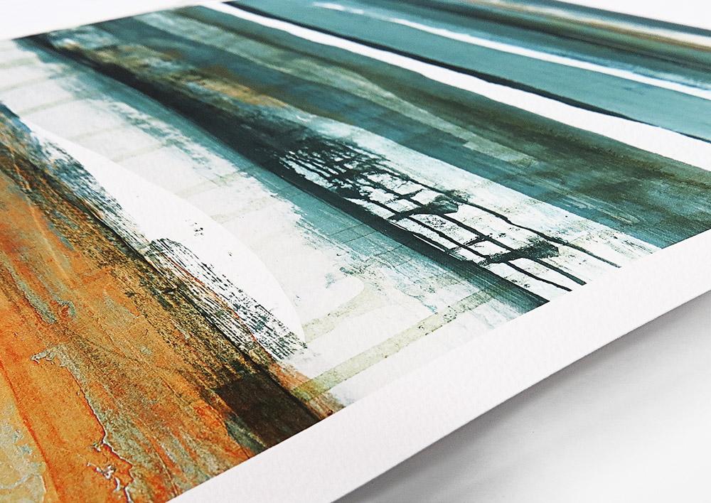 Epson cold press textured fine art photo paper