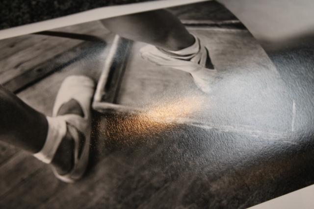 Epson baryta fine art photo paper