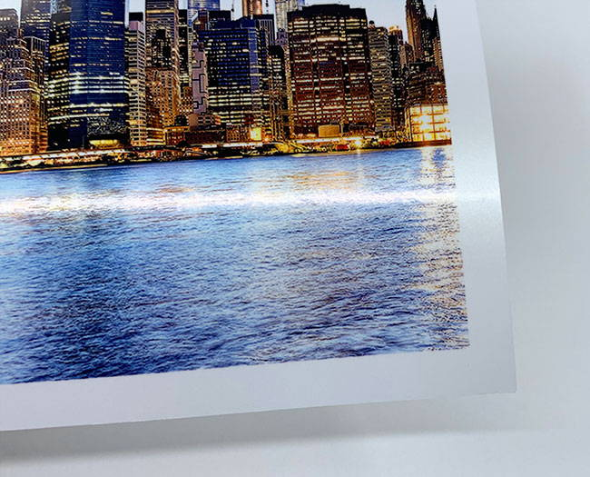 Epson metallic glossy photo paper
